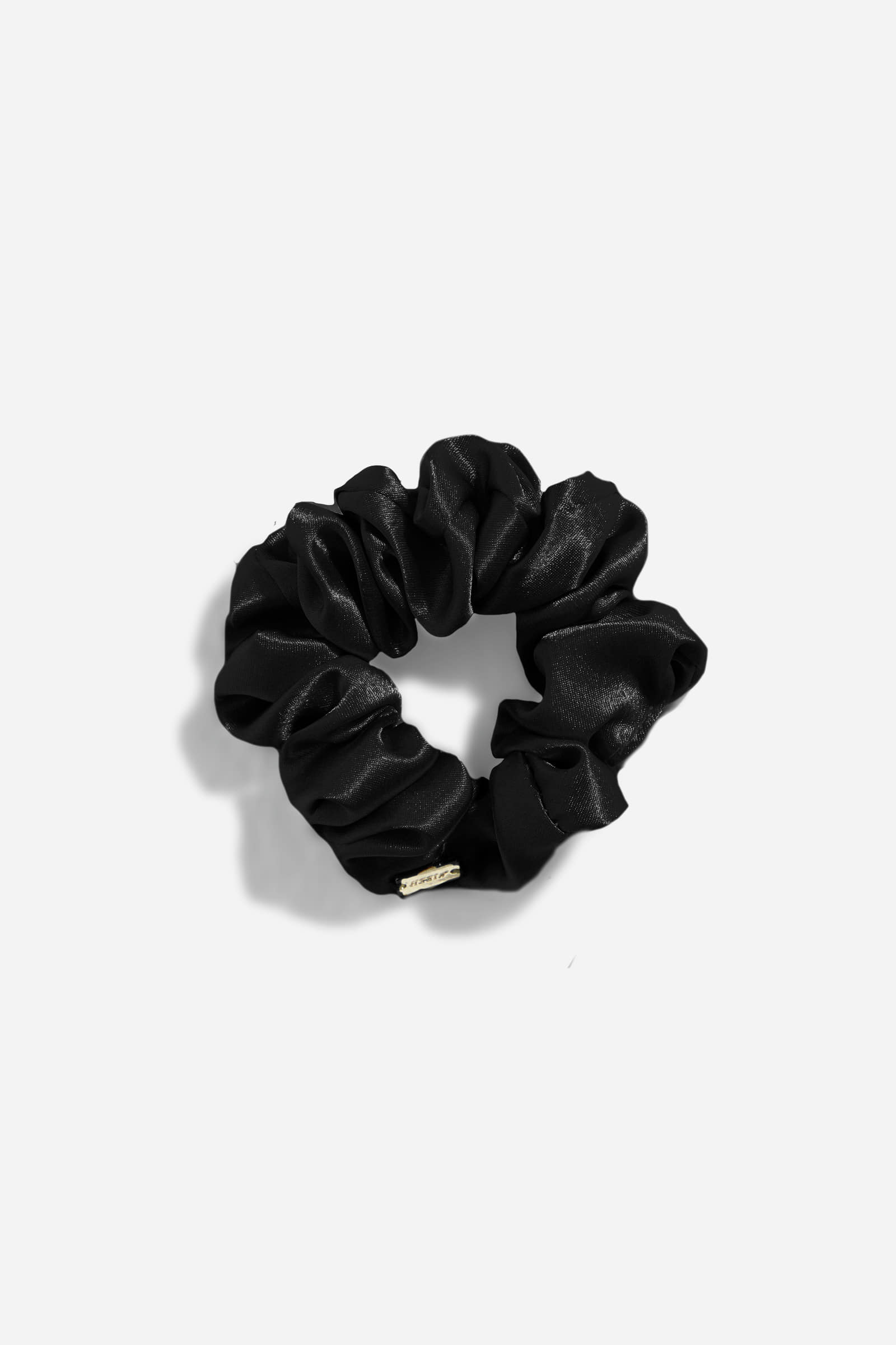 Large Scrunchie_BLACK